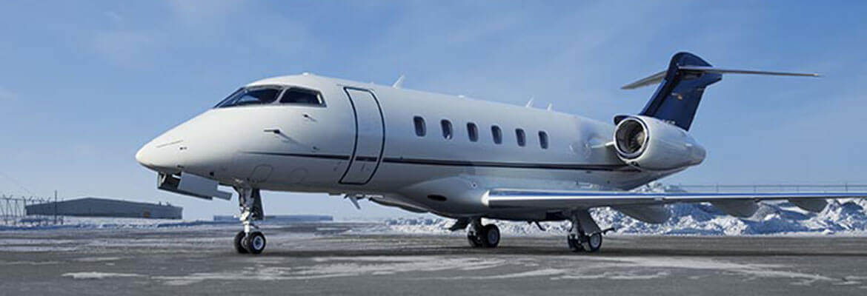 Bombardier Challenger 300 D-BEKP Privatjet mieten