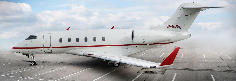 Bombardier Challenger 300 D-BUBI Businessjet