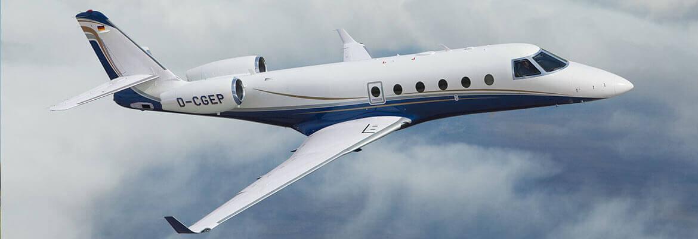 Gulfstream G150 D-CGEP Privatjet