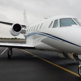 Citation XLS+ D-CJJK Mittelklasse-Jet