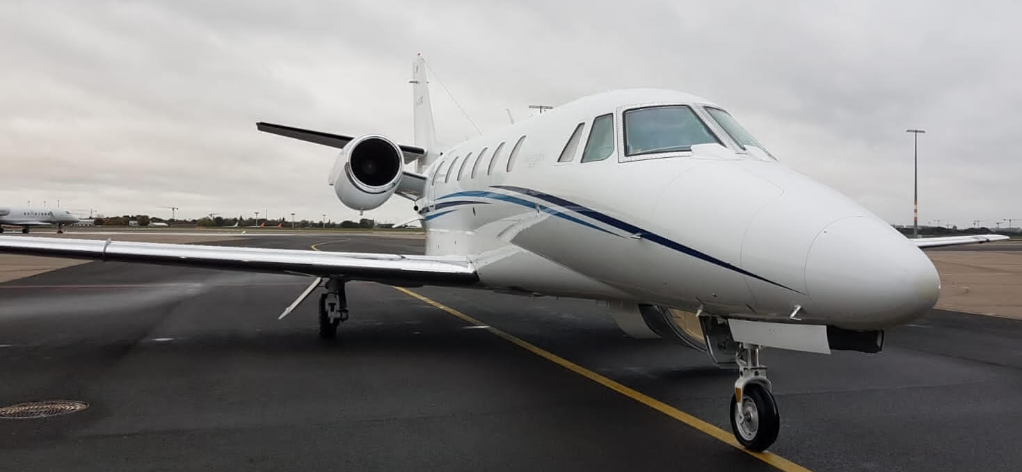 Citation XLS+ D-CJJK Mittelklasse-Jet